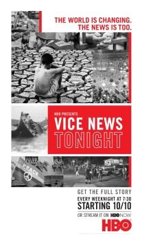 HBO's Vice News Tonight
